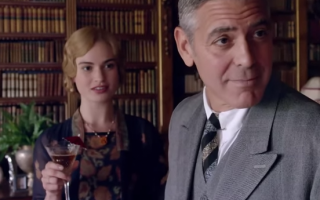 george clooney downton
