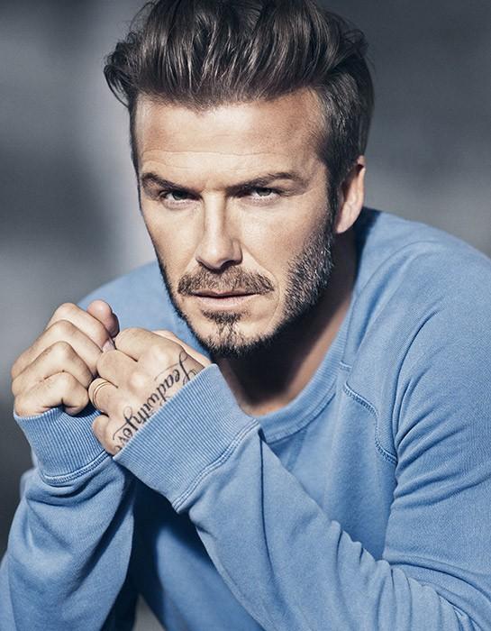 David Beckham HM4