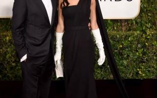 Golden Globes_15_George e Amal Clooney