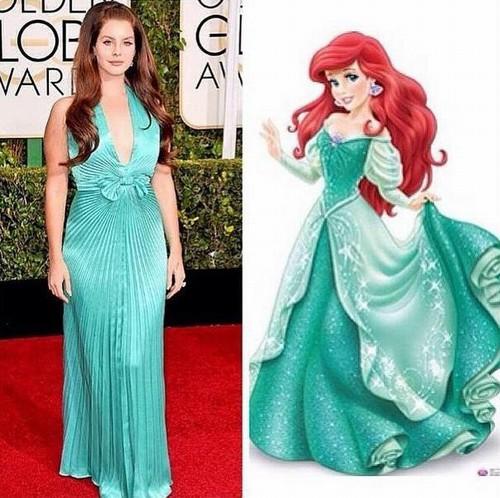 Vestido De Lana Del Rey 233 Motivo De Piada Na Internet