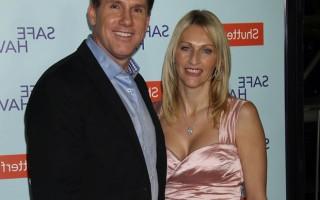 Nicholas Sparks e Cathy Sparks separaram-se ao fim de 25 anos de união.