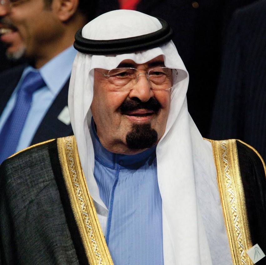 Rei Abdullah da Arábia Saudita
