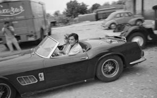 Alan Delon Ferrari
