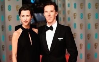Bafta-2015_Benedict-Cumberbatch-e-Sophie-Hunter-393x597