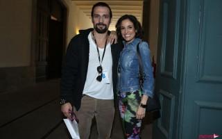 José Fidalgo e Ana Bravo
