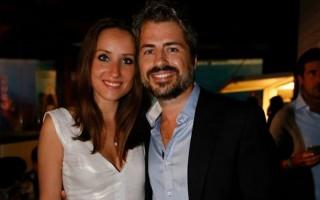 Pedro Górgia e Lee Ferreira foram pais de uma menina.
