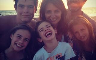 """Pedro Lima: """"Obrigado, filhos, pelo privilégio de ser vosso pai...."""""""