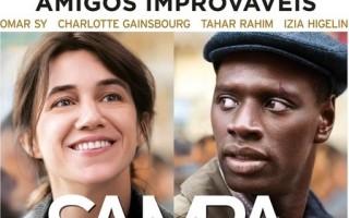 cartaz samba