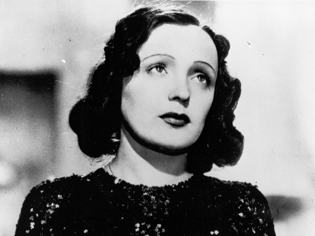 Photo of Edith Piaf