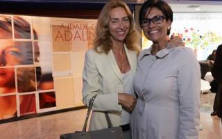 Isilda Peixe e Yolanda Lobo