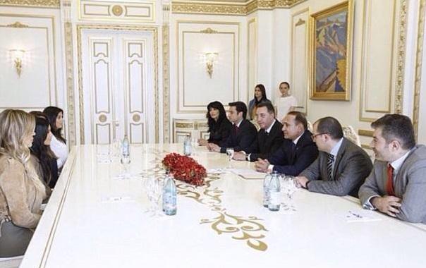 Kim K Armenia1