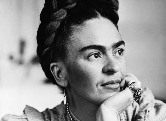 Ao Melhor Frases De Frida Kahlo Em Espanhol: Cartas De Amor De Frida Kahlo Vão A Leilão