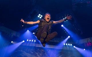 Bruce Iron Maiden