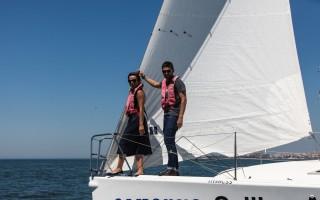 Diogo Amaral e Dalila do Carmo_Embaixadores Volvo Ocean Race_Marco Nascimento@volvooceanrace