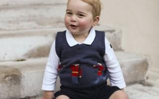 """Segundo Kate, George é um menino """"muito reguila"""""""