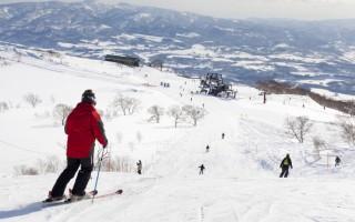7 - Niseko, Japão - A ilha de Hokkaido, no norte do Japão, tem alguns dos resorts com o maior volume de neve no mundo. Niseko é o maior resort da região com média de 15 metros de neve seca, por isso é um paraíso para os praticantes de esqui.