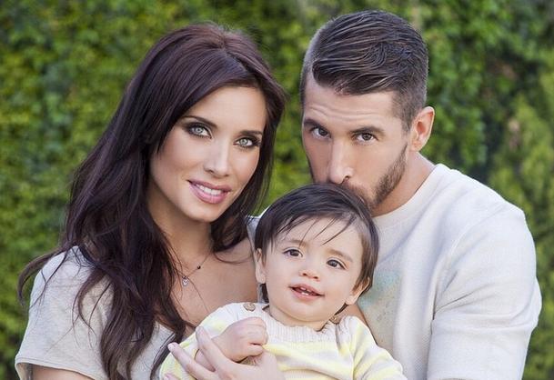 Pilar rubio e sergio ramos esperam segundo filho for Blanca romero y sergio ramos