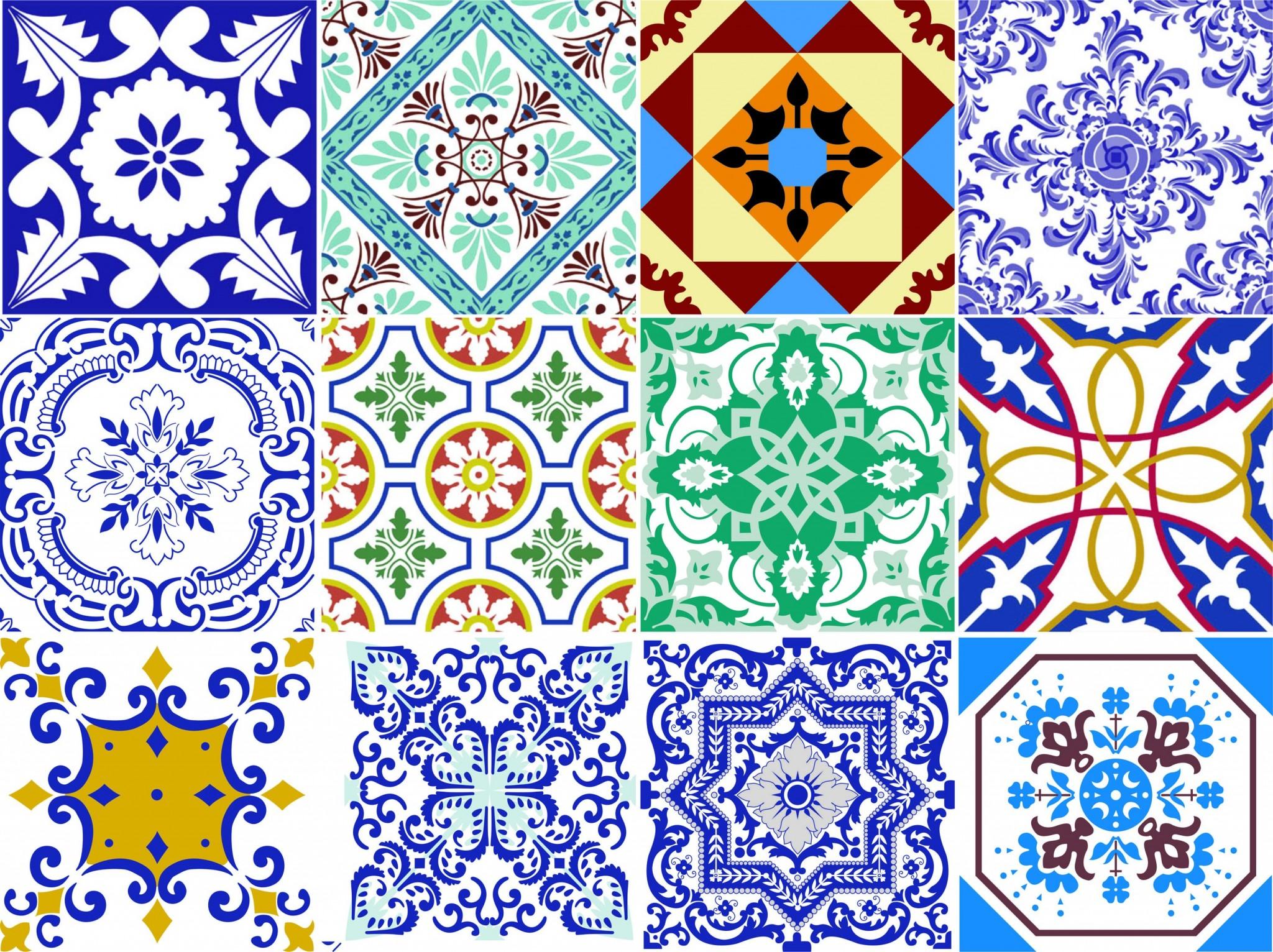 Azulejo portugu s candidata se a patrim nio da humanidade for Papel adhesivo para azulejos