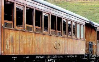 comboio historico