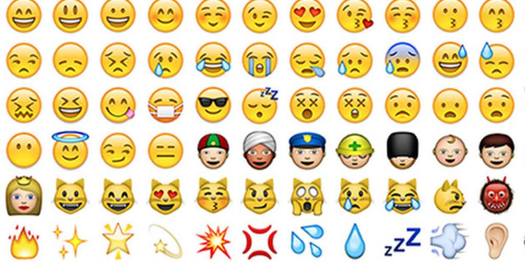 iphone emoji meanings no instagram emoji 233 mais utilizado do que palavras 11821