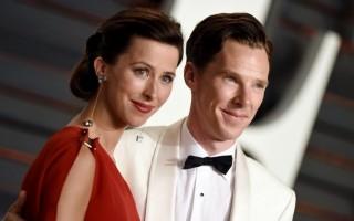Benedict Cumberbatch e Sophie Hunter tiveram o primeiro filho em comum.
