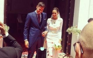 Javi Garcia casamento1