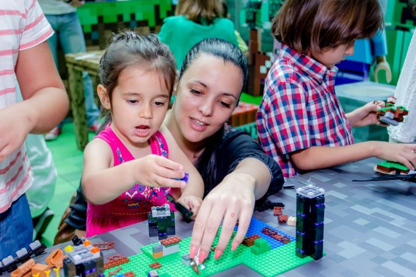 Marta Cruz com a filha Kyara