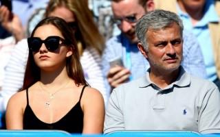 Mourinho e Matilde
