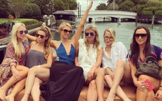Nicky Hilton despedida2
