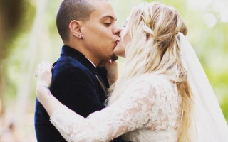 Evan Ross casamento3