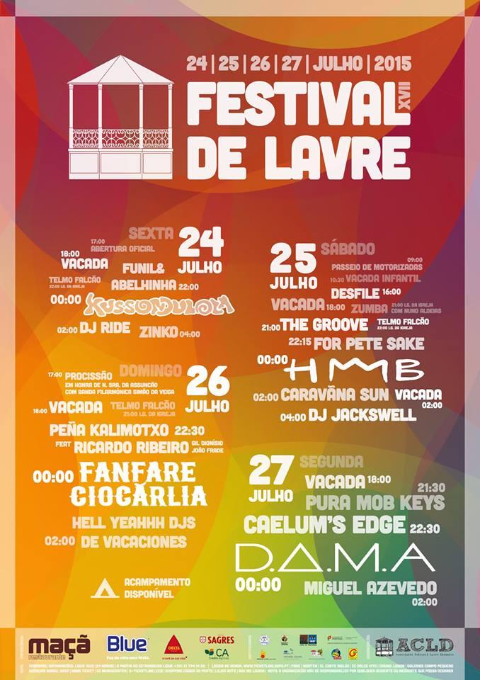 Festival Lavre