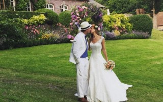 Guy Ritchie casou-se com Jacqui Ainsley, em julho.
