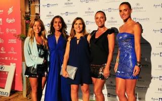 Isabel Silva, Mónica Jardim, Amável Condeco, Iva Domingues e Filipa Castro