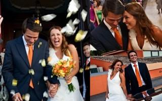 Tania Ribas casamento
