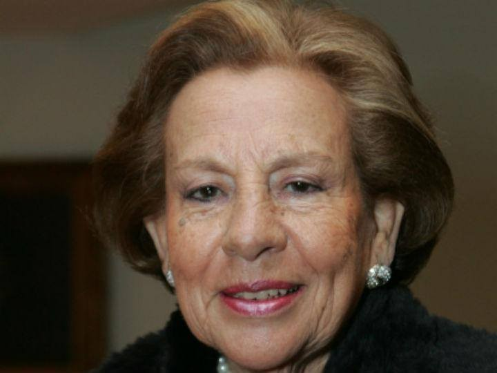 Maria Barroso net worth