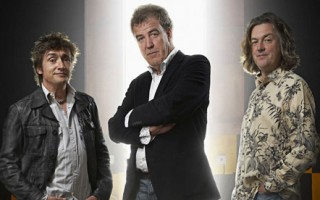 Top Gear: Richard Hammond, Jeremy Clarkson and James May
