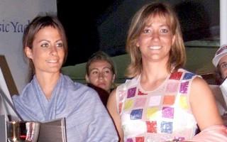 Alessandra e Allegra Gucci