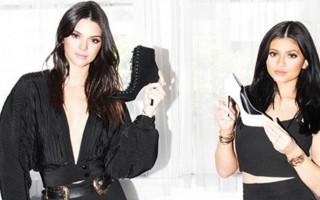 Kendall Kylie sapatos
