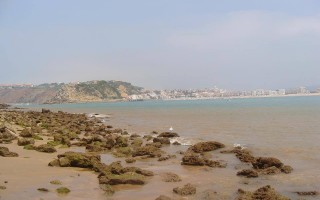 Praia de São Martinho do Porto recuperou a Bandeira Azul