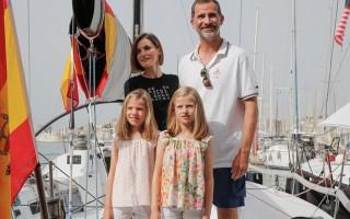 Reis Espanha vela2