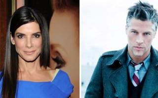 Sandra Bullock e Bryan Randall