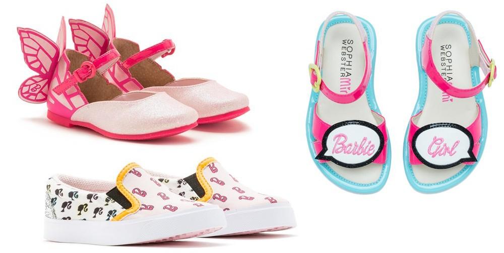 20fa06e735 Sophia Webster lança coleção em parceria com a Barbie - MoveNotícias