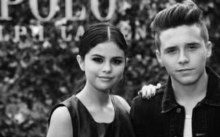 Brooklyn Beckham Selena Gomez1