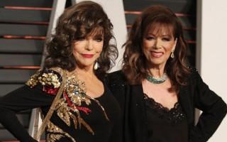 Joan e Jackie Collins