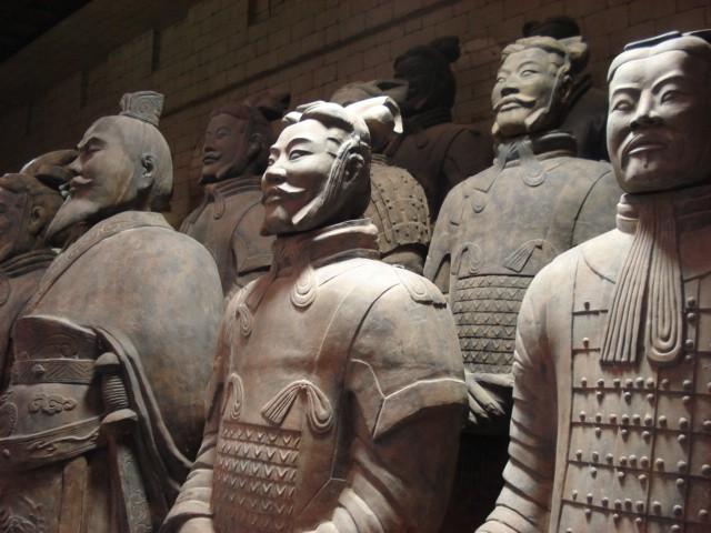 Resultado de imagem para soldado chinês medieval