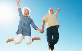 saltar idosos