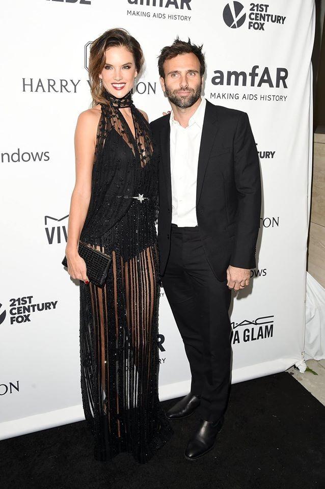 Alessandra Ambrosio e Jamie Mazur