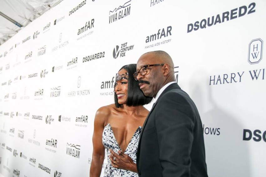 Angela Bassett e Courtney B. Vance