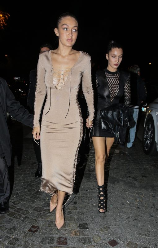 Gigi Hadid e Bella Hadid