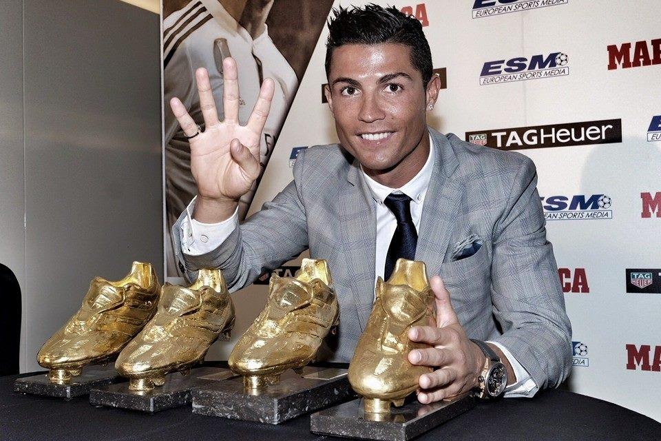 As confissões de Cristiano Ronaldo - MoveNotícias 351a8a04861ca